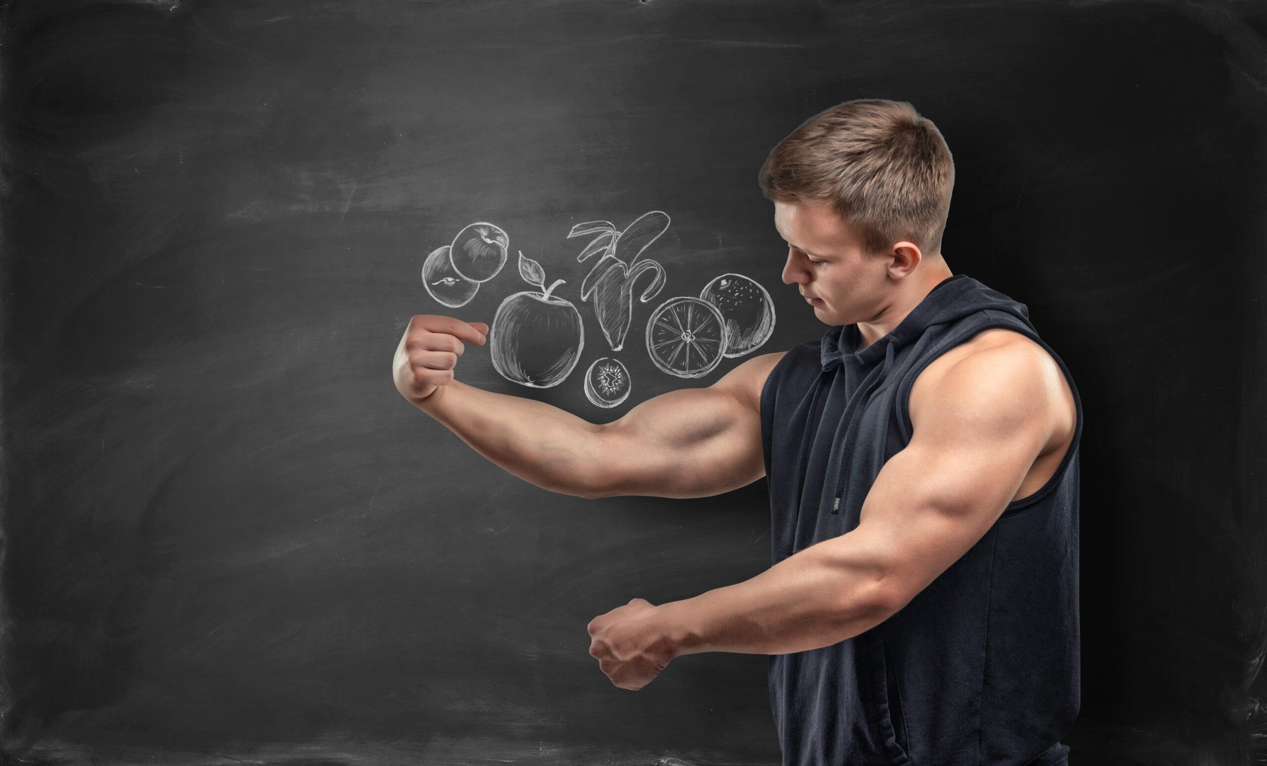 ¿Cómo entrenar para ganar músculo?