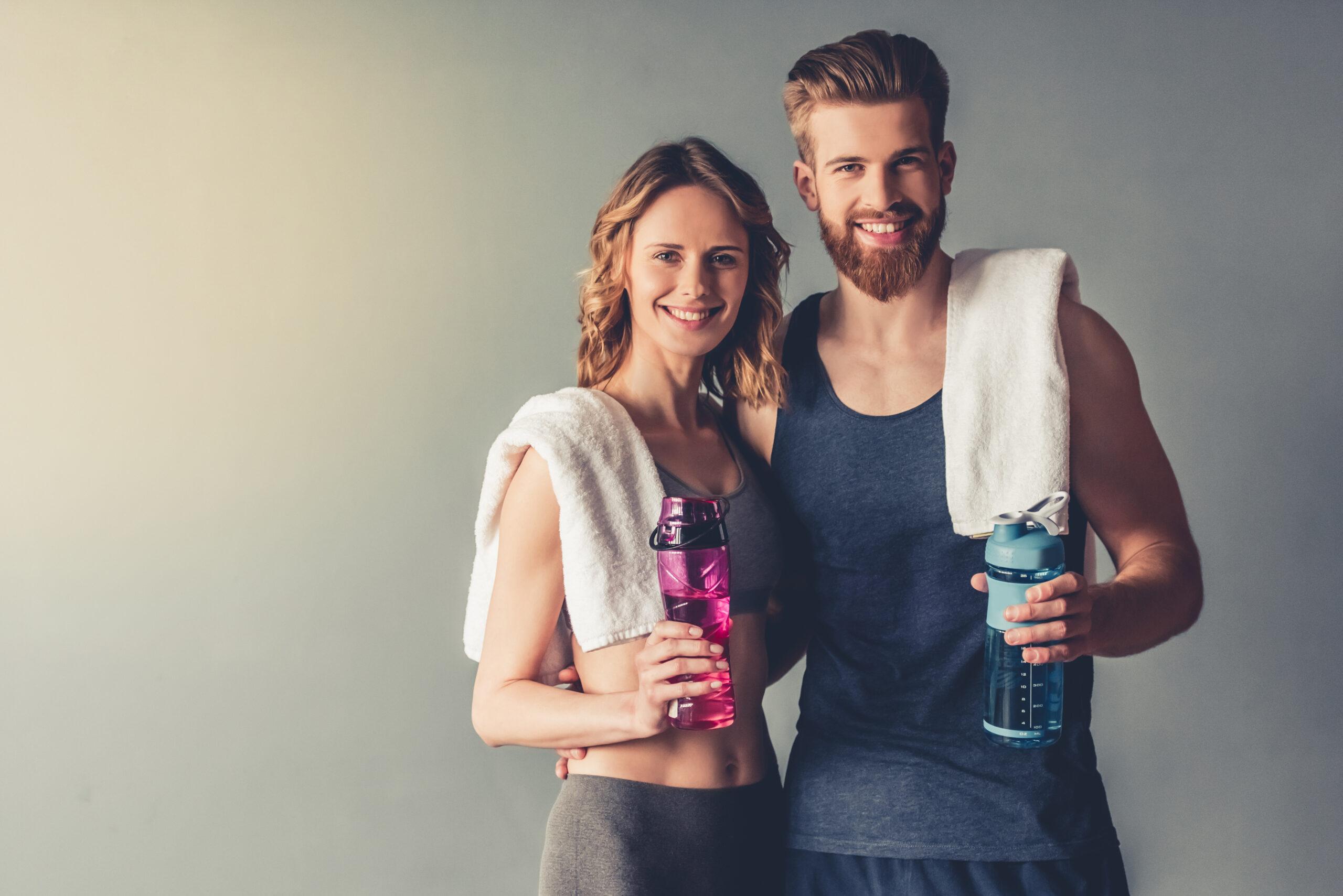 Deporte en pareja. Todos sus beneficios